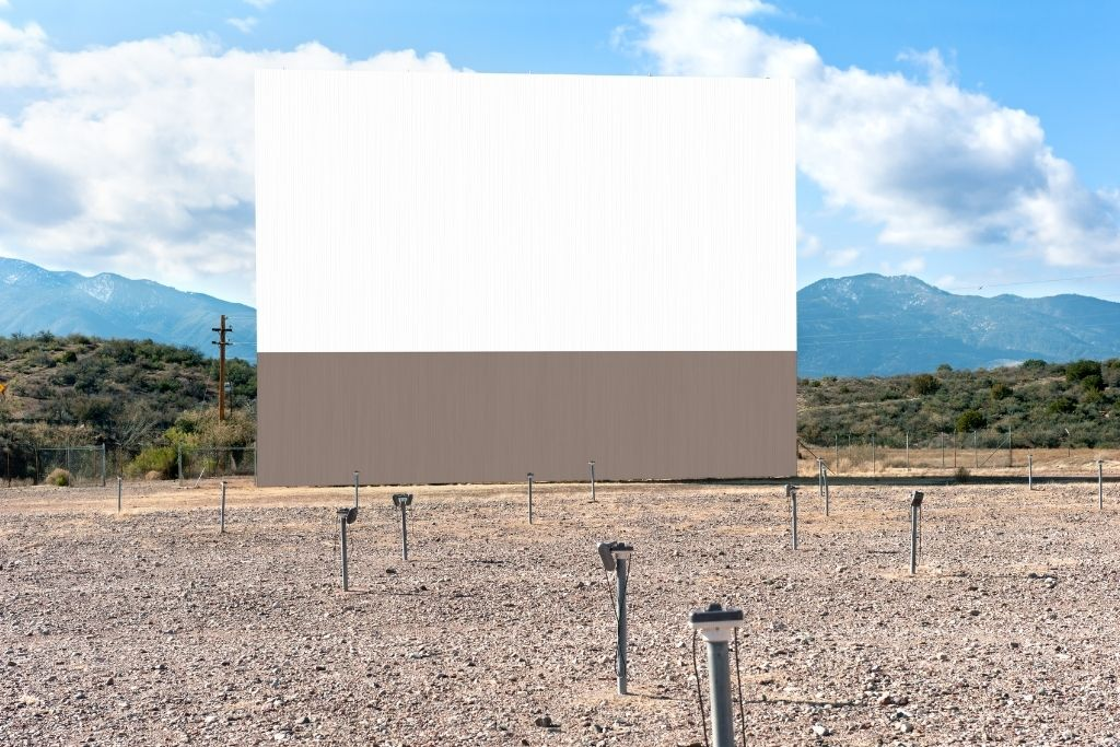 Drive-In Theater at the Story Screen Beacon theatre.